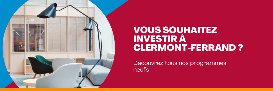 Investir à Clermont-Ferrand