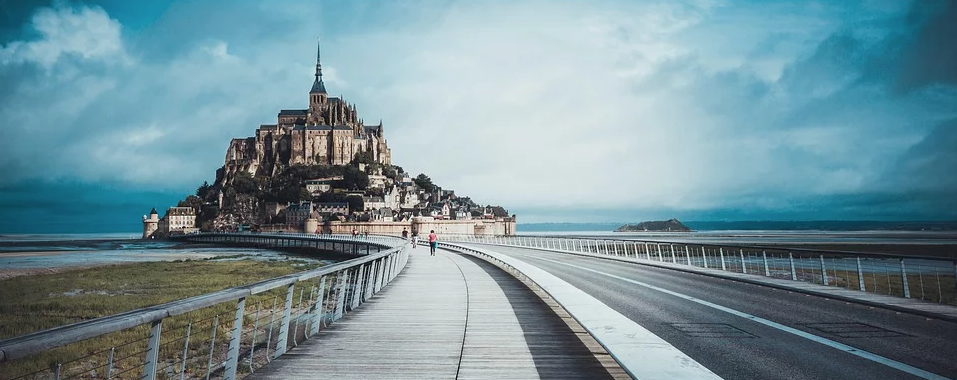 Baie du Mont-Saint-Michel pour investir en Pinel dans la Manche