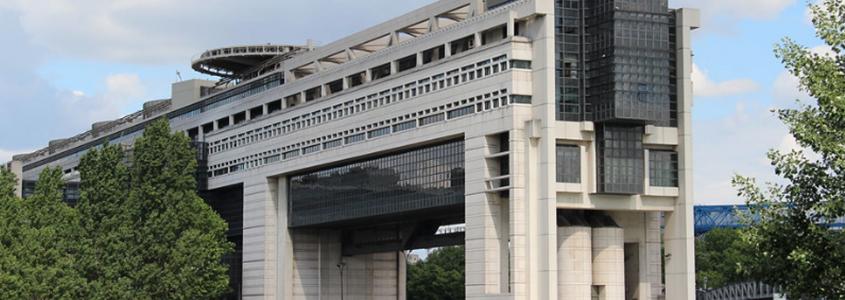 Ministère des Finances de Bercy