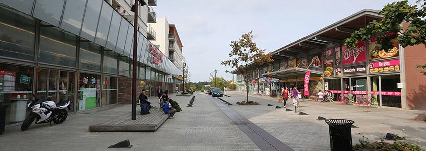 Quartier du Morinais à Saint-Jacques-de-la-Lande