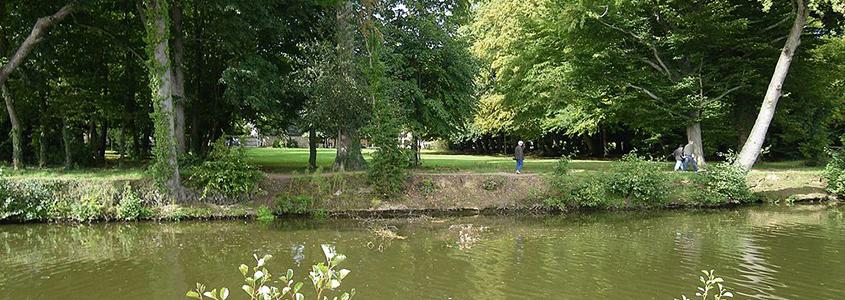 Cesson-Sévigné offre un cadre reposant à proximité de Rennes pour habiter