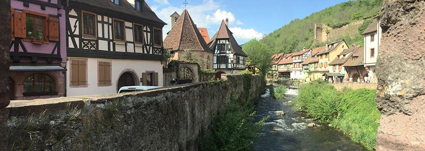 L'Alsace présente une localisation idéale pour investir en immobilier neuf