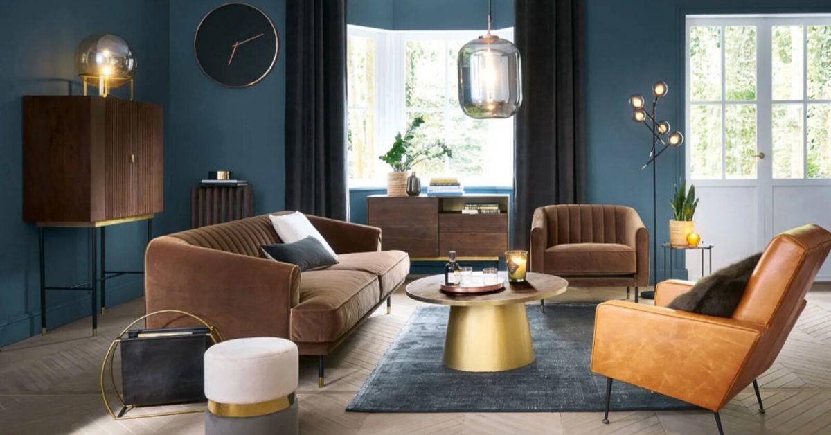 pieds meubles design