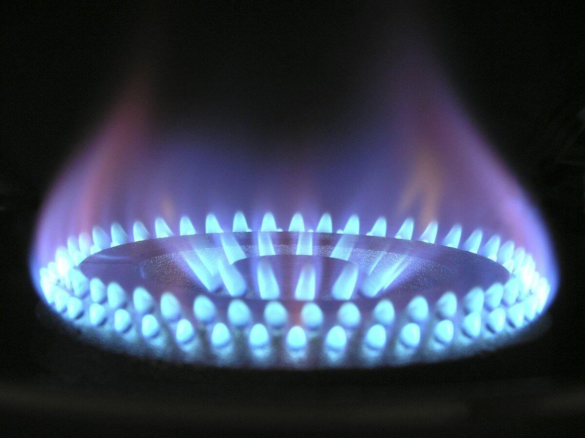 chauffage au gaz