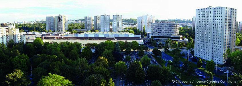 Bobigny, une ville pleine d'atouts pour investir en immobilier neuf en Seine-Saint-Denis