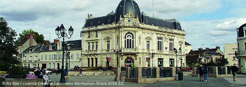 Dreux vous ouvre les portes d'un investissement locatif réussi en Eure-et-Loir
