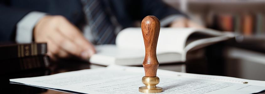 Comment enregistrer son testament chez le notaire ?