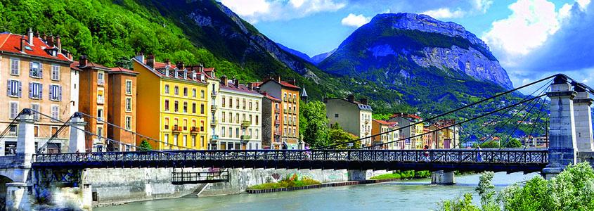 Investir en immobilier neuf à Grenoble, une ville avec de nombreux atouts en Isère