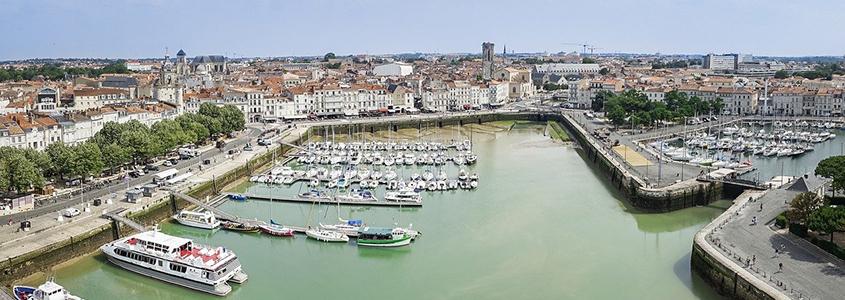 Tous nos logements neufs pour Habiter à La Rochelle