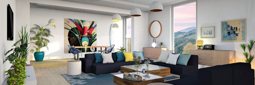 Appartements et maisons neuves pour investir à Mont-Saint-Aignan, en Haute-Normandie