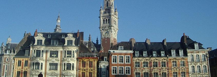 Programmes neufs pour investir à Lille (59)