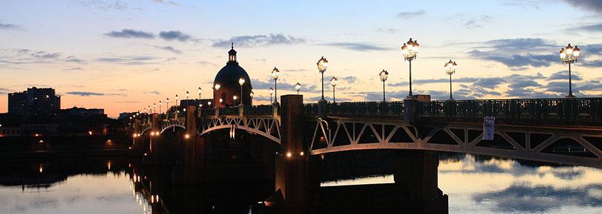 Investissement locatif avec la loi Pinel à Toulouse