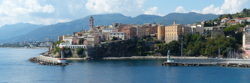 Bastia pour investir en immobilier neuf