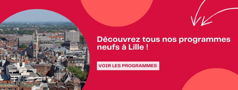 Investir immobilier neuf Lille
