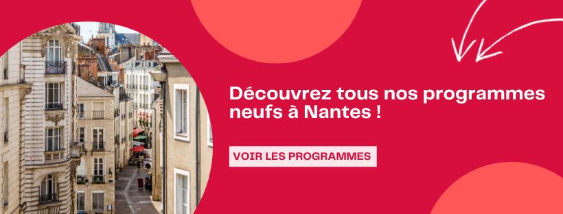 Immobilier neuf à Nantes - Programmes immobiliers neufs