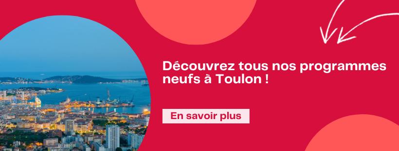 investir dans l'immobilier neuf à Toulon