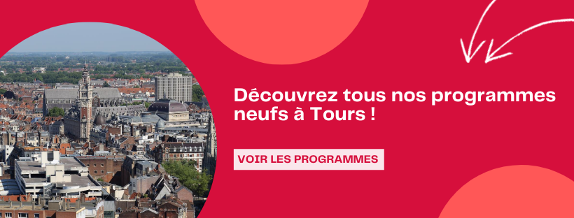 Investir immobilier neuf Tours