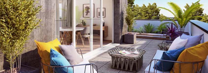 réaliser un investissement immobilier locatif dans un T3 est une solution rentable