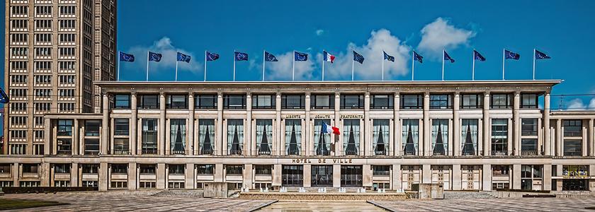 Découvrez Le Havre, classée au Patrimoine Mondial de L'Unesco pour investir en immobilier neuf