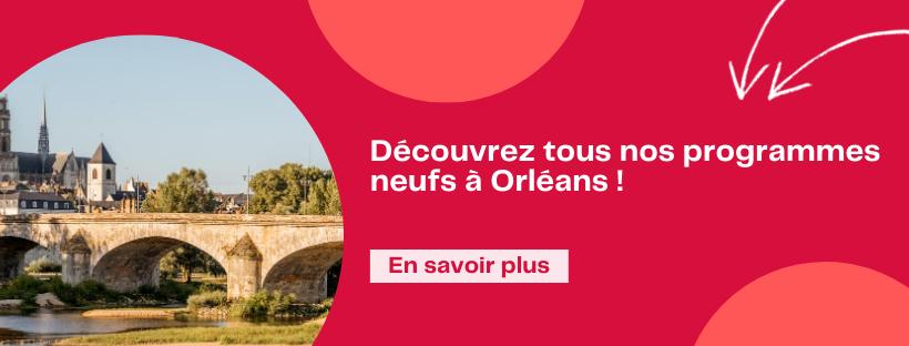 Investir dans l'immobilier neuf à Orléans