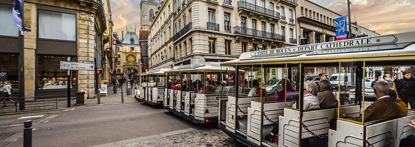 Rouen, une ville idéale pour investir en immobilier neuf en Seine-Maritime en Normandie