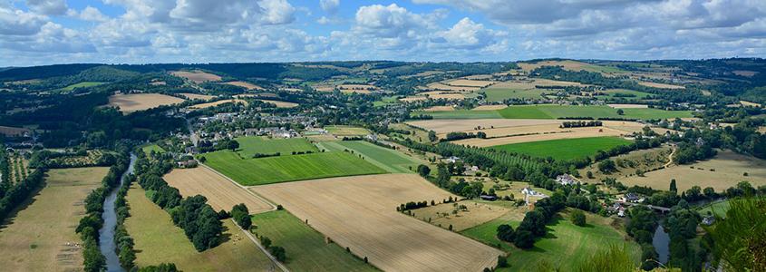 Découvrez le territoire normand pour investir dans l'immobilier neuf.