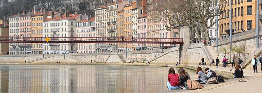 Lyon une ville où   il est intéressant d'acheter dans l'immobilier neuf pour investir