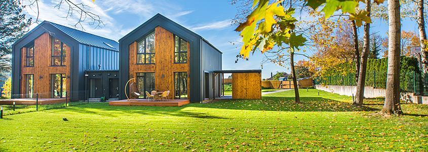 Faire construire sa maison soi-même dans le cadre d'un projet de défiscalisation immobilière.