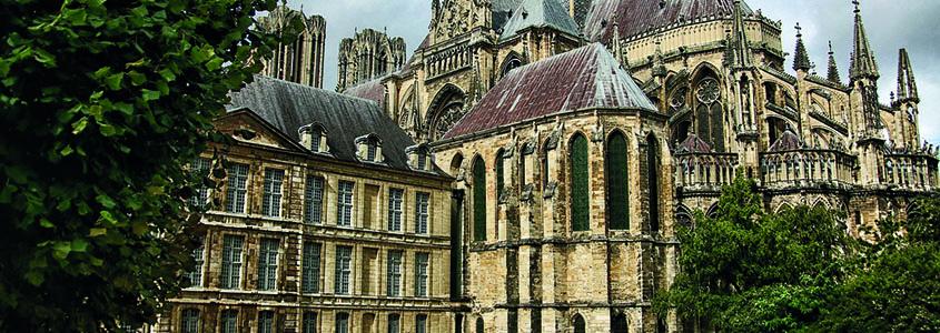 Investissez dans la ville emblématique des rois de France, Reims, dans la Marne, en région Champagne-Ardenne