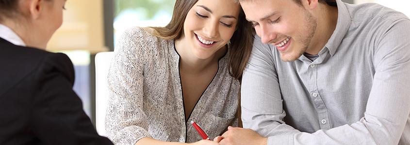 Signez votre contrat de réservation pour votre logement neuf