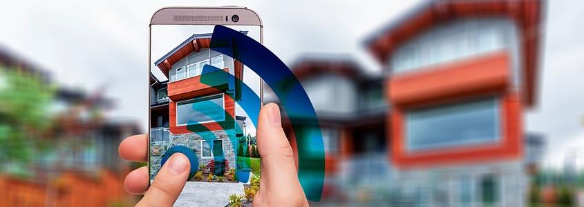 Votre maison ou appartement connectés au bout de vos doigts