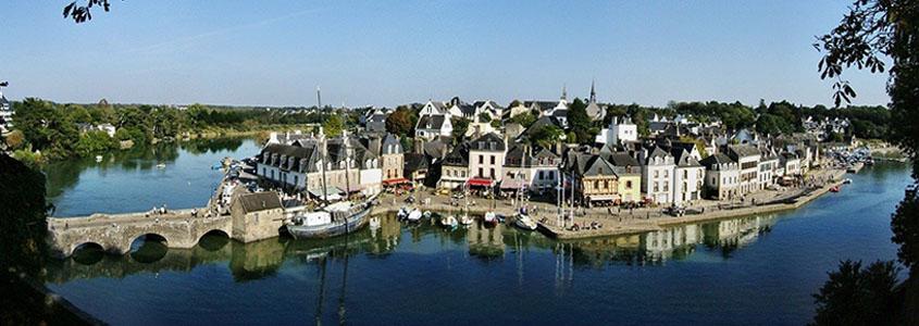 Auray dans le Morbihan est idéale pour investir dans l'immobilier locatif