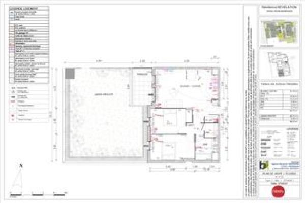 Perspective du bien immobilier neuf REVELATION BAT 01 (Clermont-ferrand - 63)
