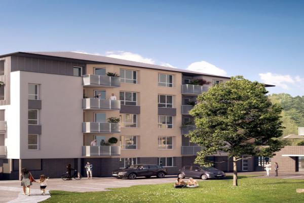 Programme immobilier neuf Programme neuf RONCHIN - 88741