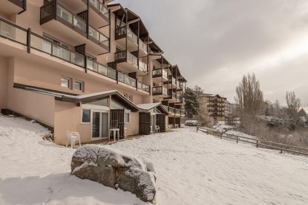 Perspective du bien immobilier neuf LE PEDROU (Font-romeu-odeillo-via - 66)