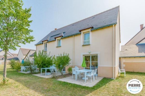 Perspective du bien immobilier neuf LES JARDINS RENAISSANCE (Azay-le-rideau - 37)