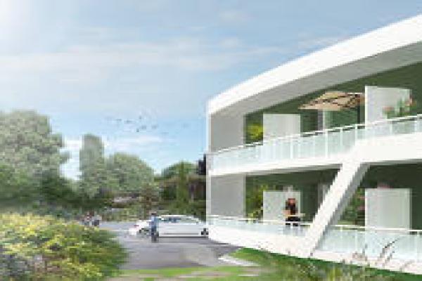 Perspective du bien immobilier neuf Le Jardin des Écoles (Toulouse - 31)