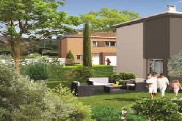 Perspective du bien immobilier neuf ROYAL GREEN (Roquebrune-sur-argens - 83)