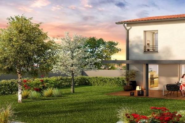 Perspective du bien immobilier neuf Cap La Ramée (Cugnaux - 31)