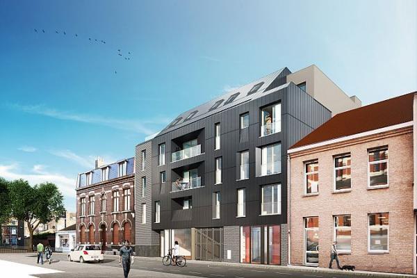 Perspective du bien immobilier neuf LE PARVIS (Lille - 59)