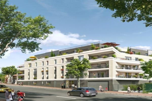 Perspective du bien immobilier neuf Val Verde (Fontenay-aux-roses - 92)