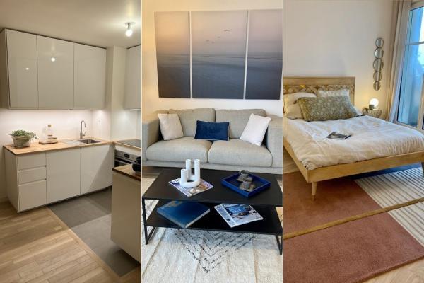 Perspective du bien immobilier neuf PAVILLON MANSART (Clamart - 92)