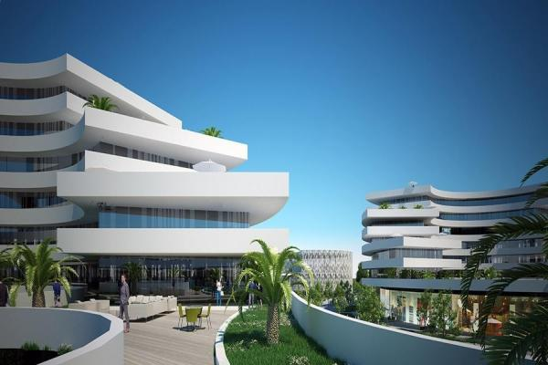 Perspective du bien immobilier neuf Iconic (Agde - 34)