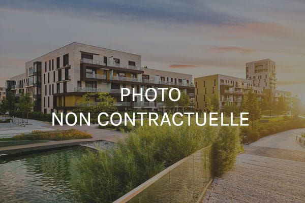 Perspective du bien immobilier neuf Green Life (Bussy-saint-georges - 77)