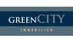 Logo du promoteur partenaire GREEN CITY