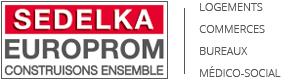 Logo du promoteur partenaire SEDELKA EUROPROM