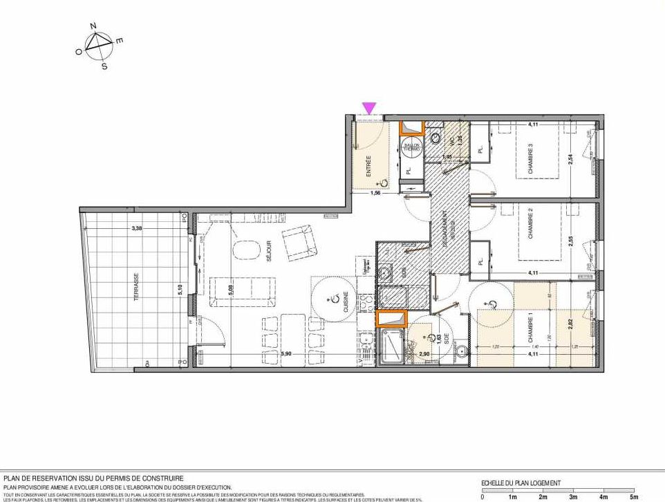 Plan recadré Chateau Valmante - ADMIR
