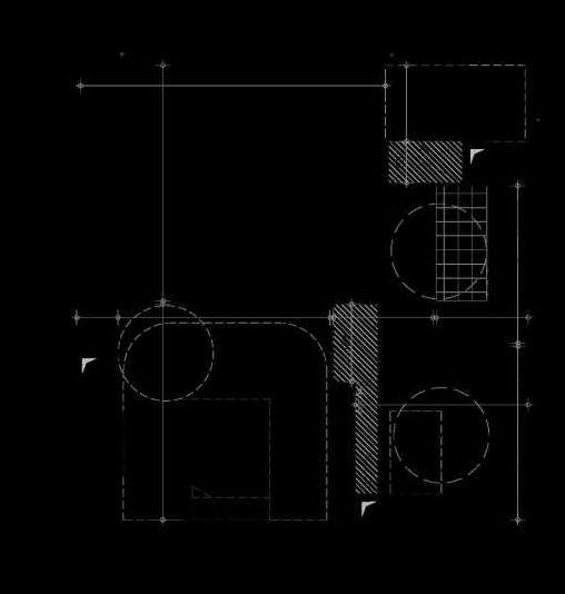 Plan A03, appartement neuf type T2 au Rez de chaussée, orienté Sud faisant 47m² du programme neuf SYMPHONIE - BEZONS à Bezons.