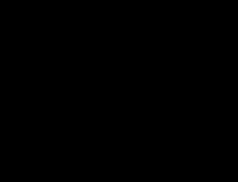 Plan A14, appartement neuf type T3 au 2ème étage, faisant 61m² du programme neuf Kubik Garden à Vénissieux.