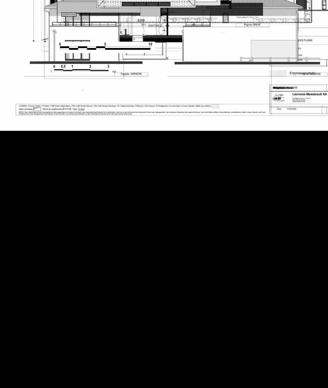 Plan recadré Domaine du Haut Vigneau